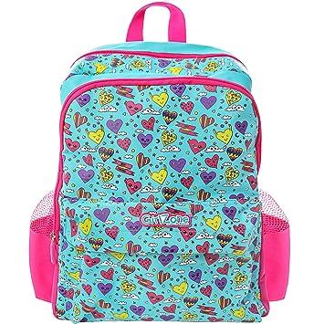 GirlZone: Backpack for Girls: Fun & Funky Rucksack School Bag for ...