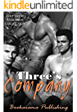 Three's Company: Gay MMM Romance Collection