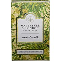 Wavertree & London Scented Candle - Lemongrass & Lemon Myrtle