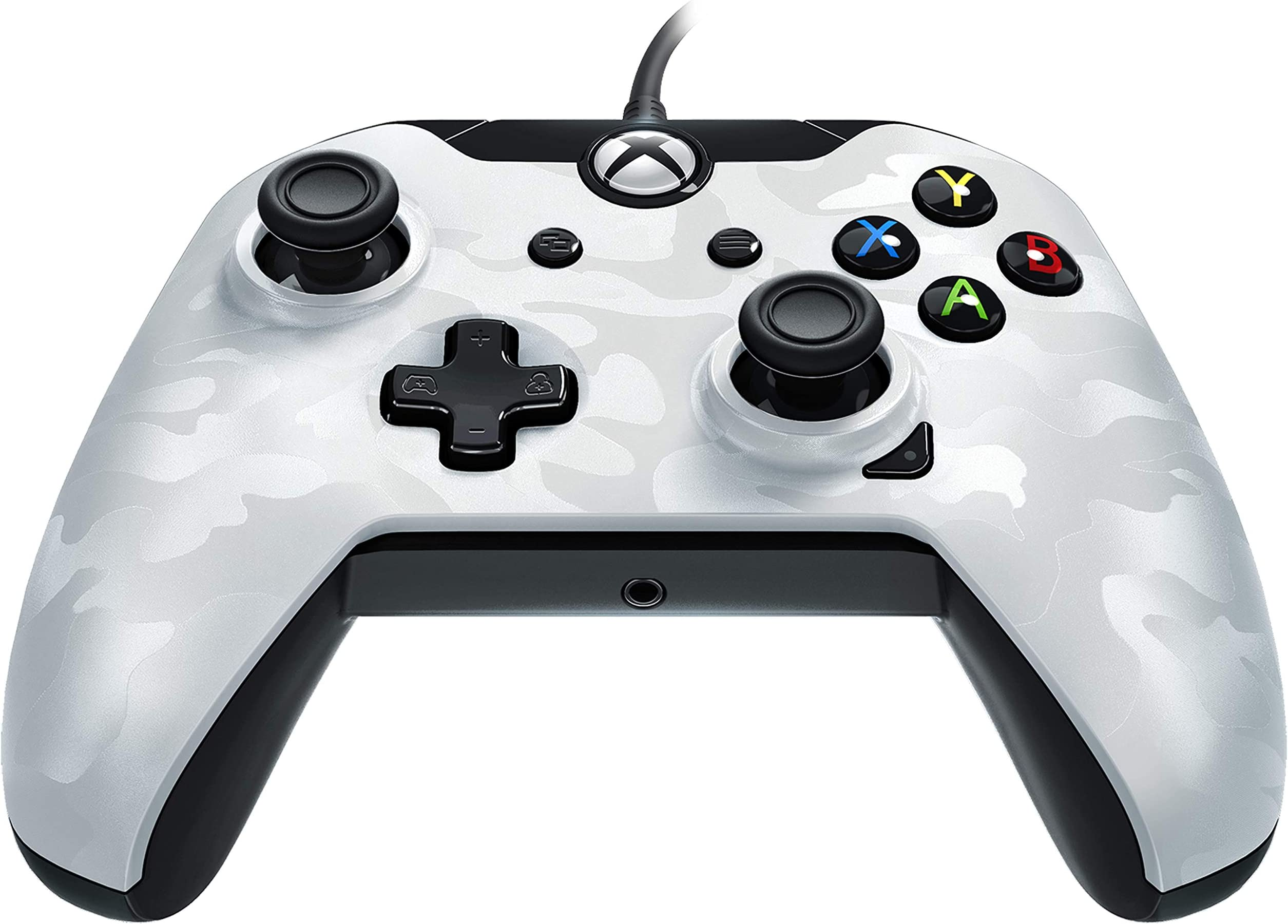 Pdp Camo Wired Controller For Xbox One Driver Windows 7: Amazon.com: PDP Wired Controller for Xbox One - White Camo - Xbox rh:amazon.com,Design