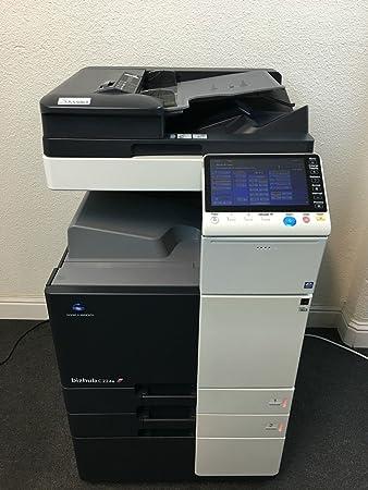 Konica Minolta Bizhub C224E Color Printer Fax Driver Download