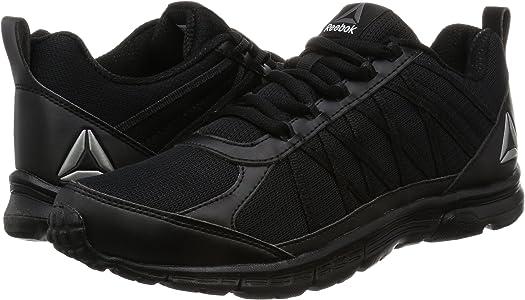 Reebok BD5447, Zapatillas de Trail Running para Hombre, Negro (Black/Black/Silver), 38.5 EU: Amazon.es: Zapatos y complementos