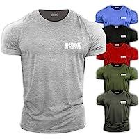 GYM KLEDING VOOR HEREN Gym T Shirt Bodybuilding T Shirts Gym Kleding - BEBAK Workout Top Training Tops Arnold…
