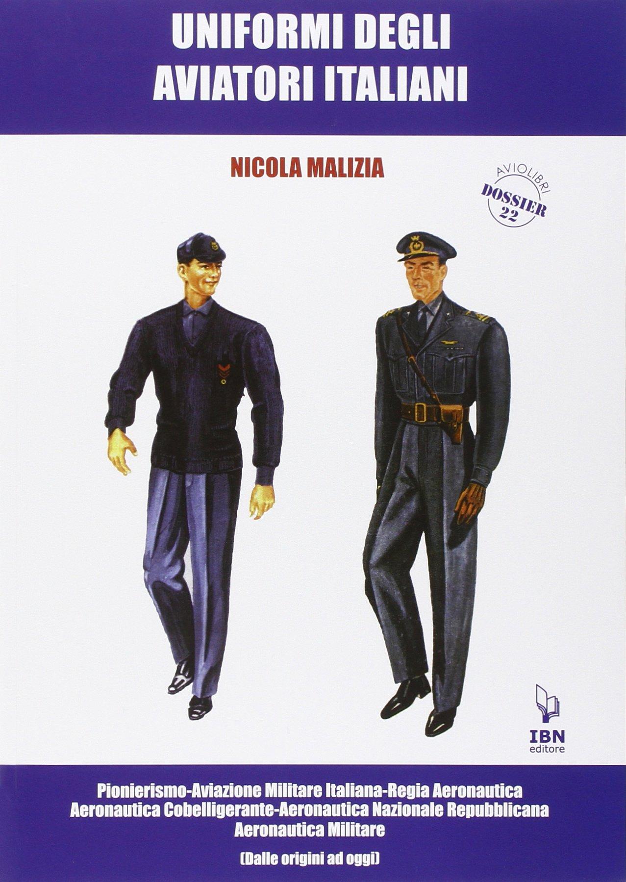 Uniformi degli aviatori italiani
