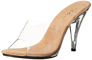 44f978b47ef Pleaser Women s Car401 ct c Platform Sandal