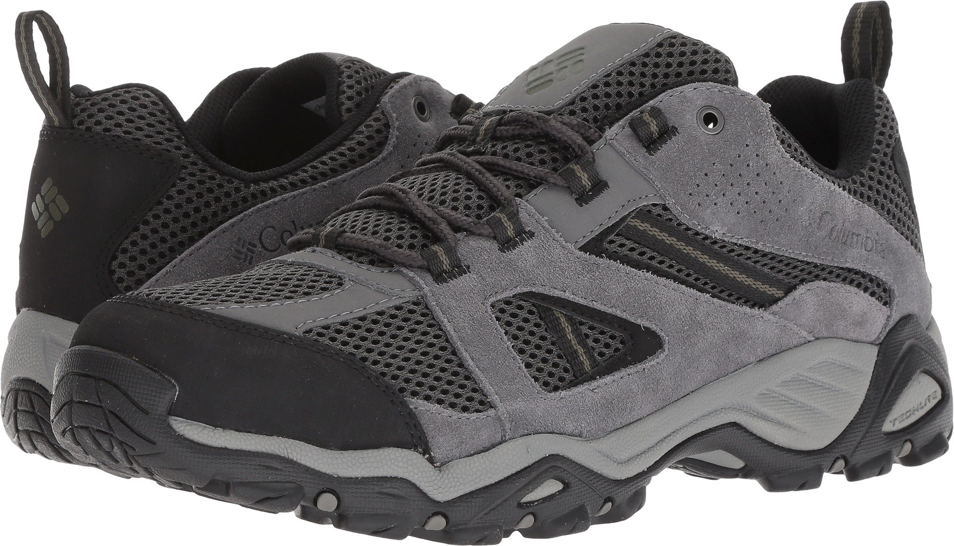 Columbia  Men's Hammond¿ Low Trail Shoe City Grey 9.5 D US by Columbia