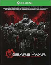 Gears of War: Ultimate Edition - Xbox One Download     - Amazon com