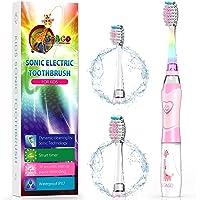 cepillo de dientes eléctrico infantil por ultrasonido batería