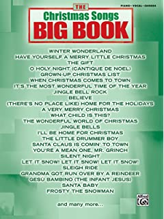 the christmas songs big book pianovocalchords - When Christmas Comes To Town Chords