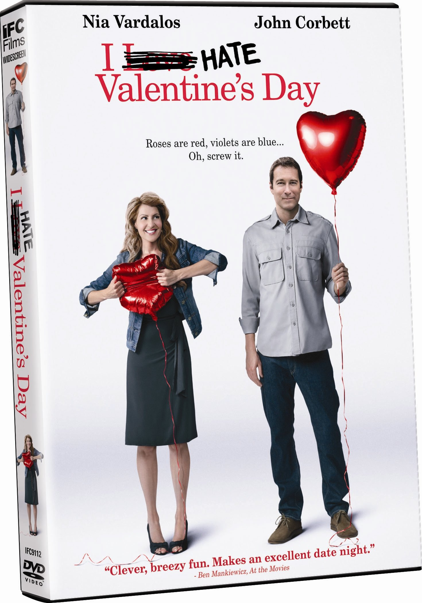 DVD : I Hate Valentine's Day (Widescreen)