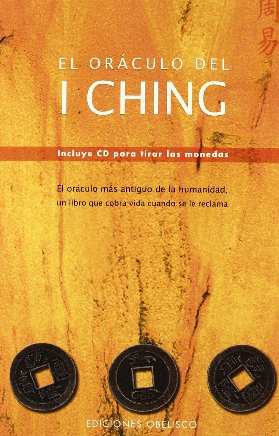 El oráculo del I Ching (incluye CD) (CARTOMANCIA): Amazon.es: ADRIANA  ORTEMBERG: Libros