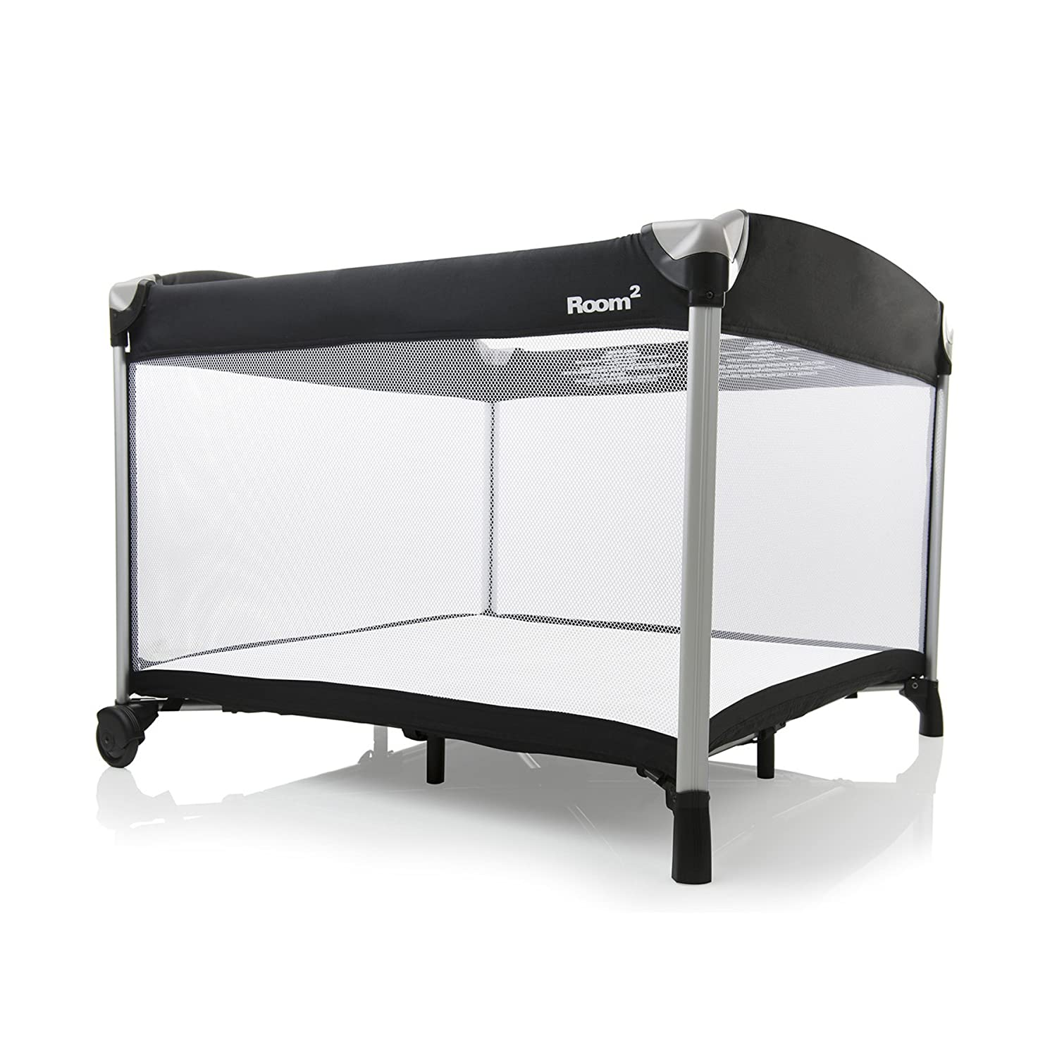 Joovy 7017 Room 2 Playard Black
