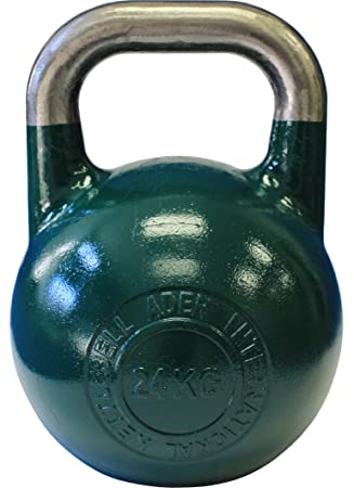 Ader Pro-Grade International Kettlebell- 24kg