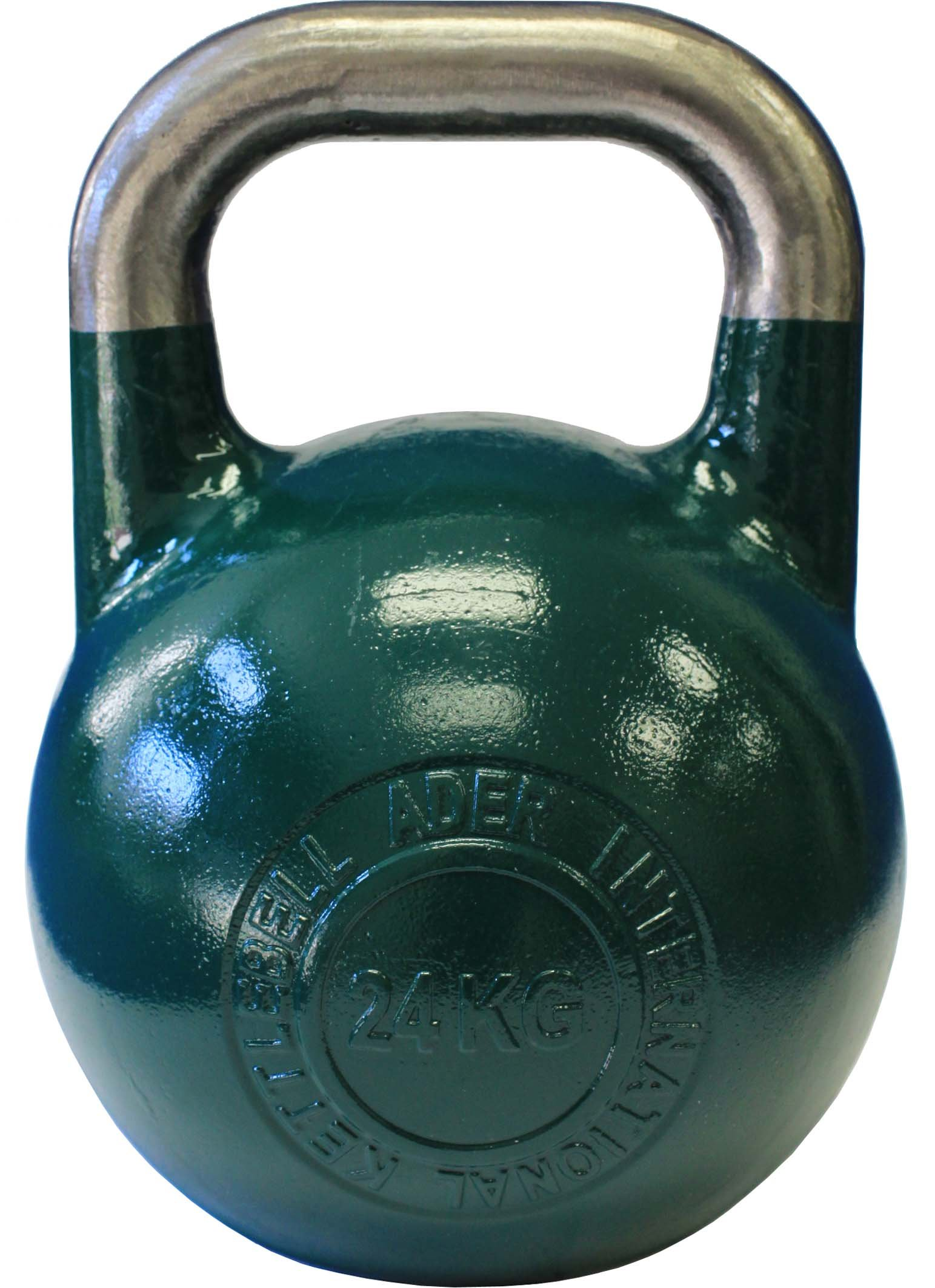 Ader Pro-Grade International Kettlebell- (24kg)