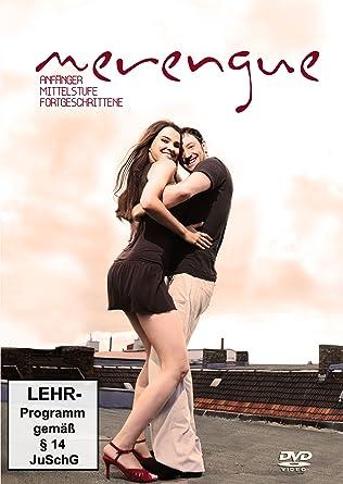 Merengue mit Einführung in Salsa [Alemania] [DVD]