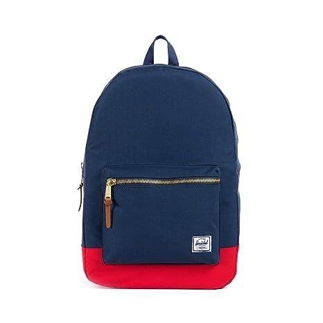 019ead9847 Herschel Backpack Blue And Red | Sante Blog