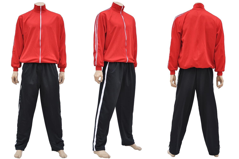NineStars Trainingsanzug Schule Wushu 2, Polyester