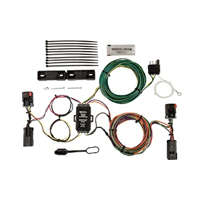 Hopkins 56203 Plug-In Simple Towed Vehicle Wiring Kit: Automotive