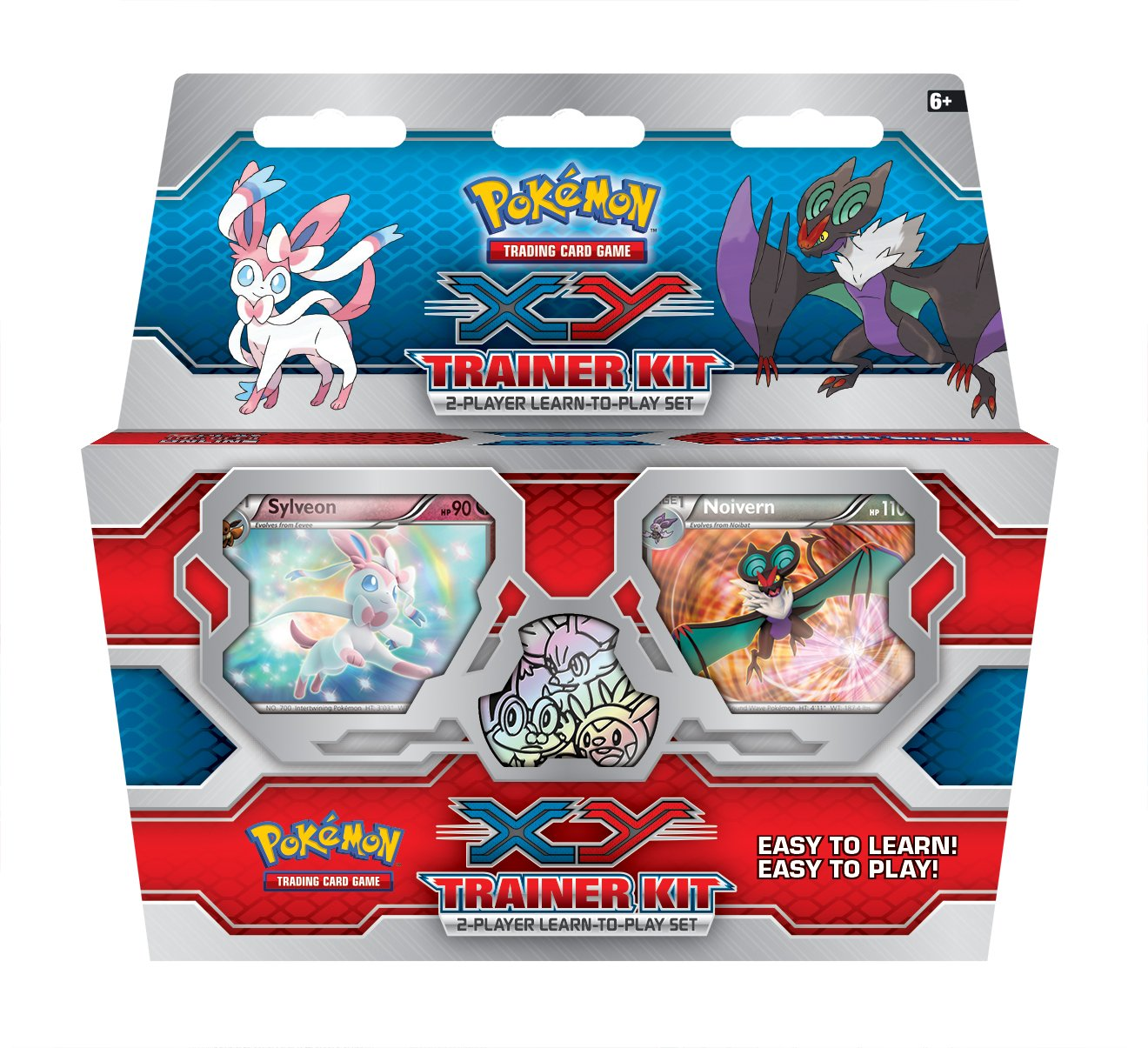 XY Trainer Kit: 2-Player Learn-to-Play Set (Pokémon Trading Card Game)