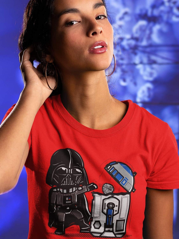 Donnie Camisetas La Colmena 209-Maglietta Robotictrashcan
