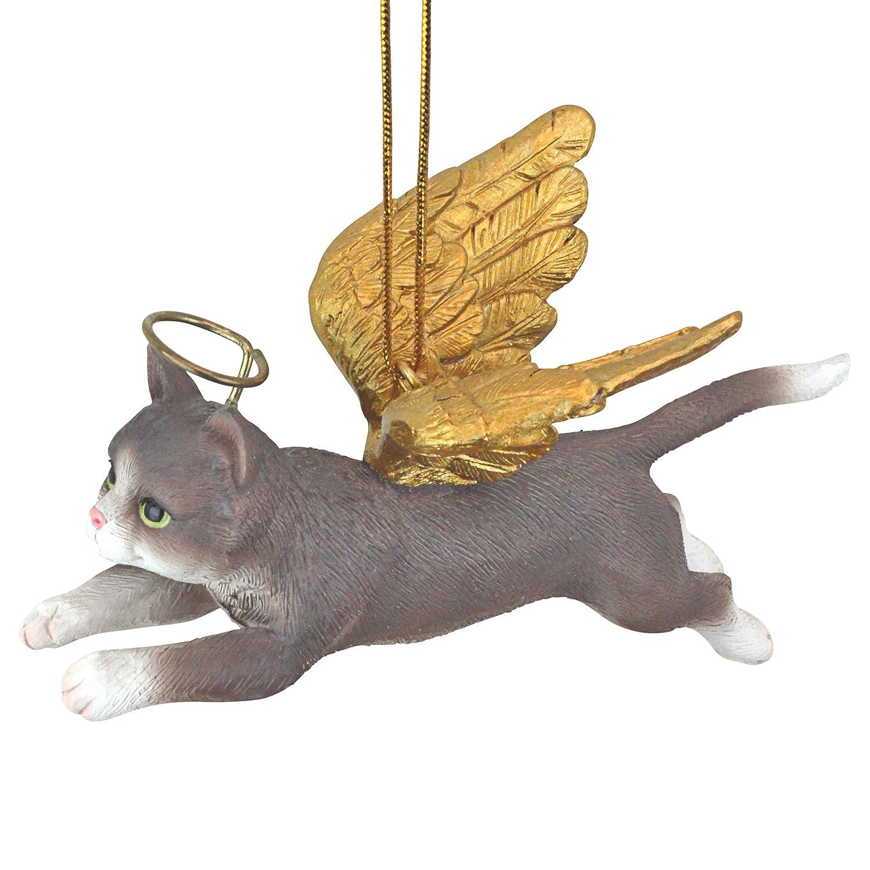 Honneur cabot Beagle vacances Chien dange Ornements Design Toscano JH170713 Ornement De No/ël