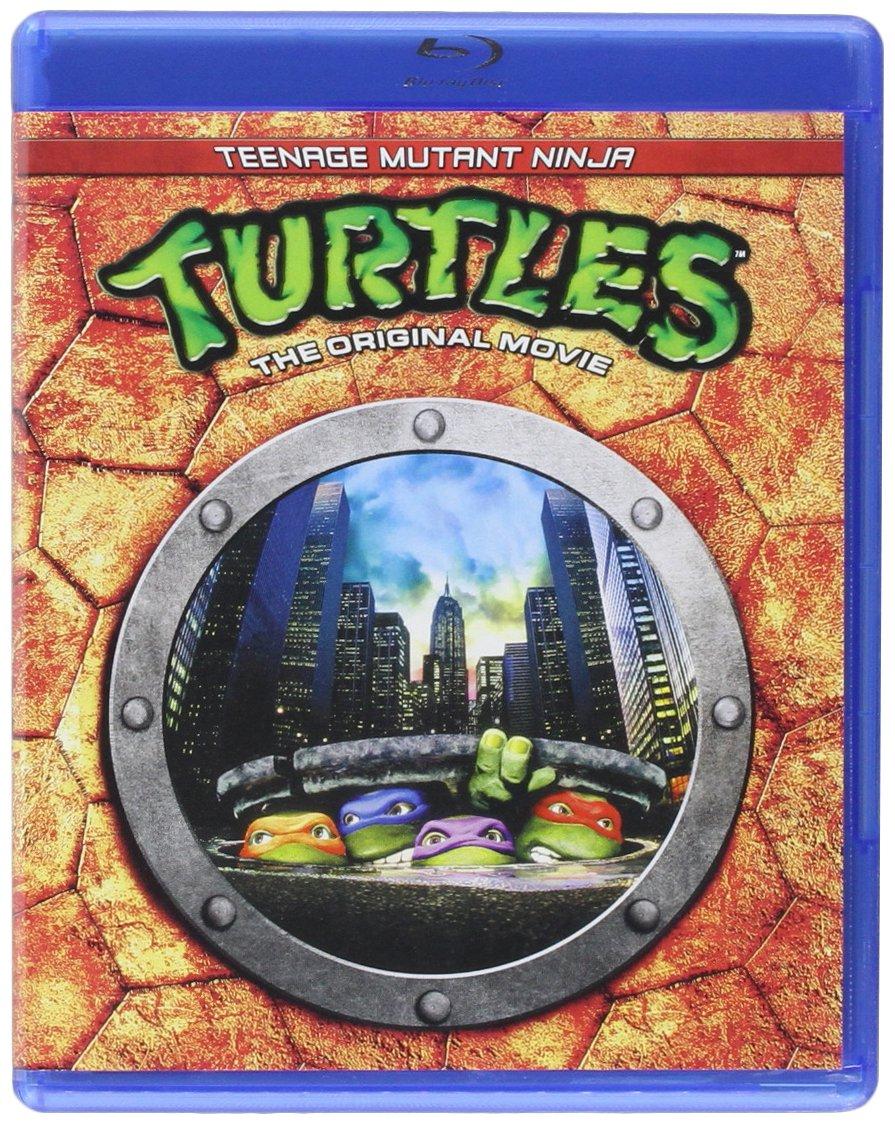 Amazon.com: Teenage Mutant Ninja Turtles The Original Movie ...