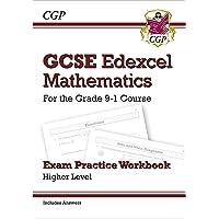 GCSE Maths Edexcel Exam Practice Workbook: Higher - for the