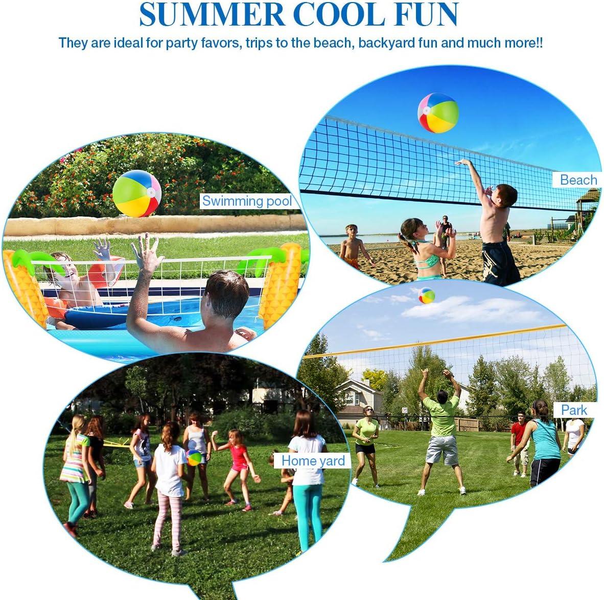 Toyvian Beach Party Favors Summer Fun Toy Mega Surtido a Granel Pack de Juguetes para ni/ños