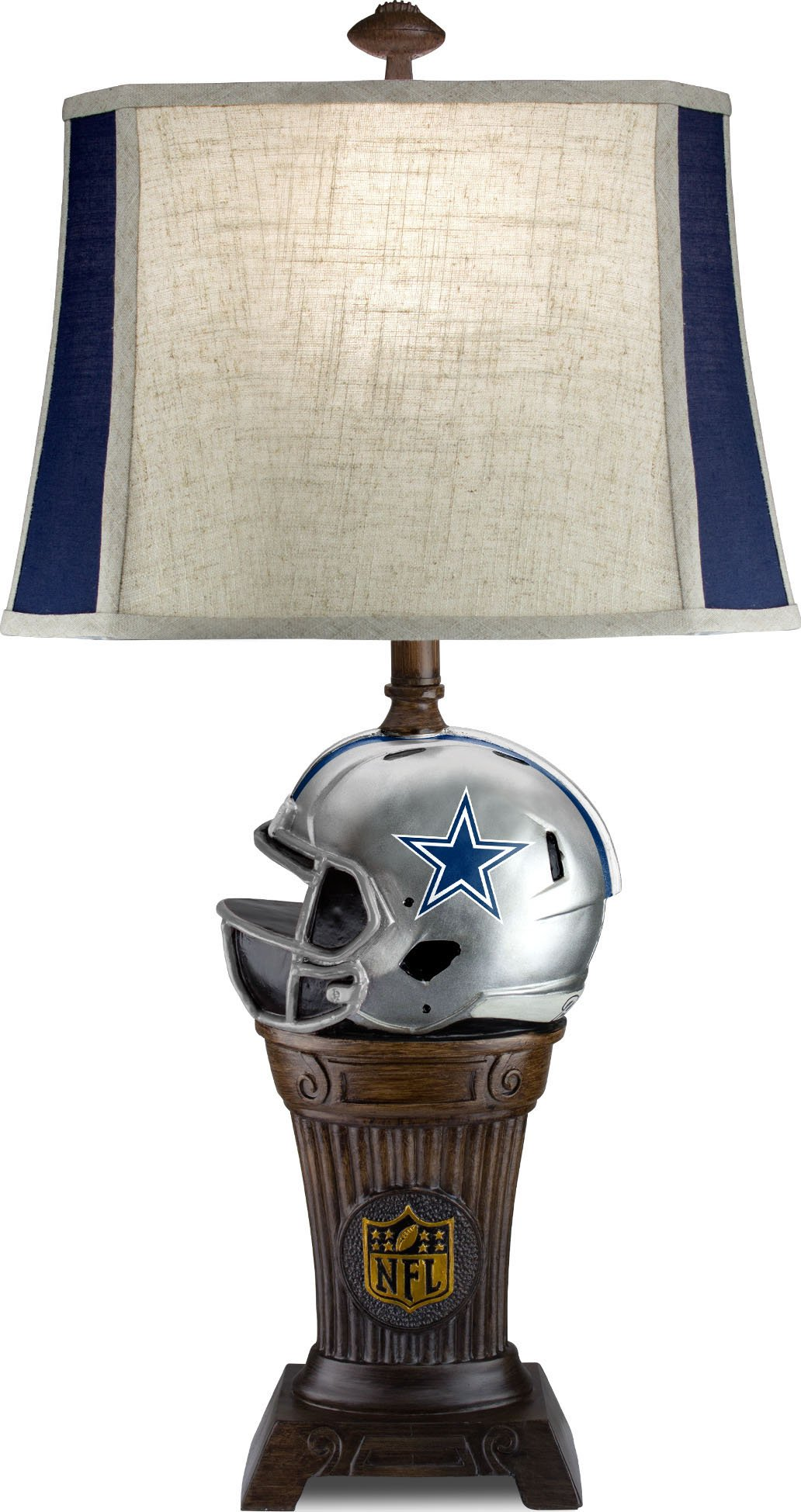 Imperial Officially Licensed NFL Merchandise: Trophy Lamp, Dallas Cowboys