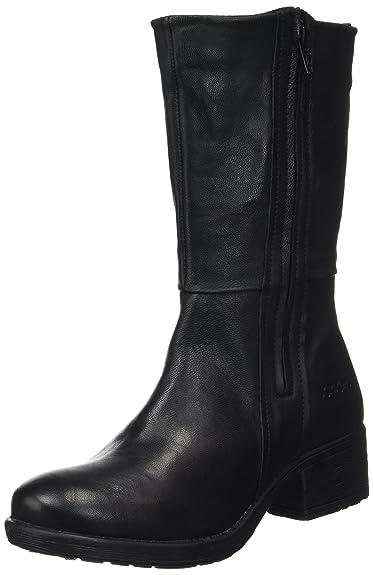 Kickers Damen Rekia Desert Boots, Schwarz (Noir), 36 EU