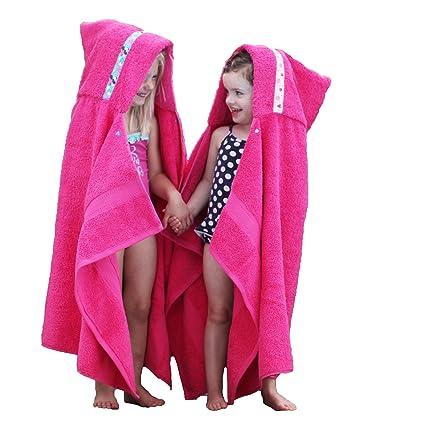 Con capucha Búhos grande toalla de baño con capucha para niños, 1 – 8yrs,