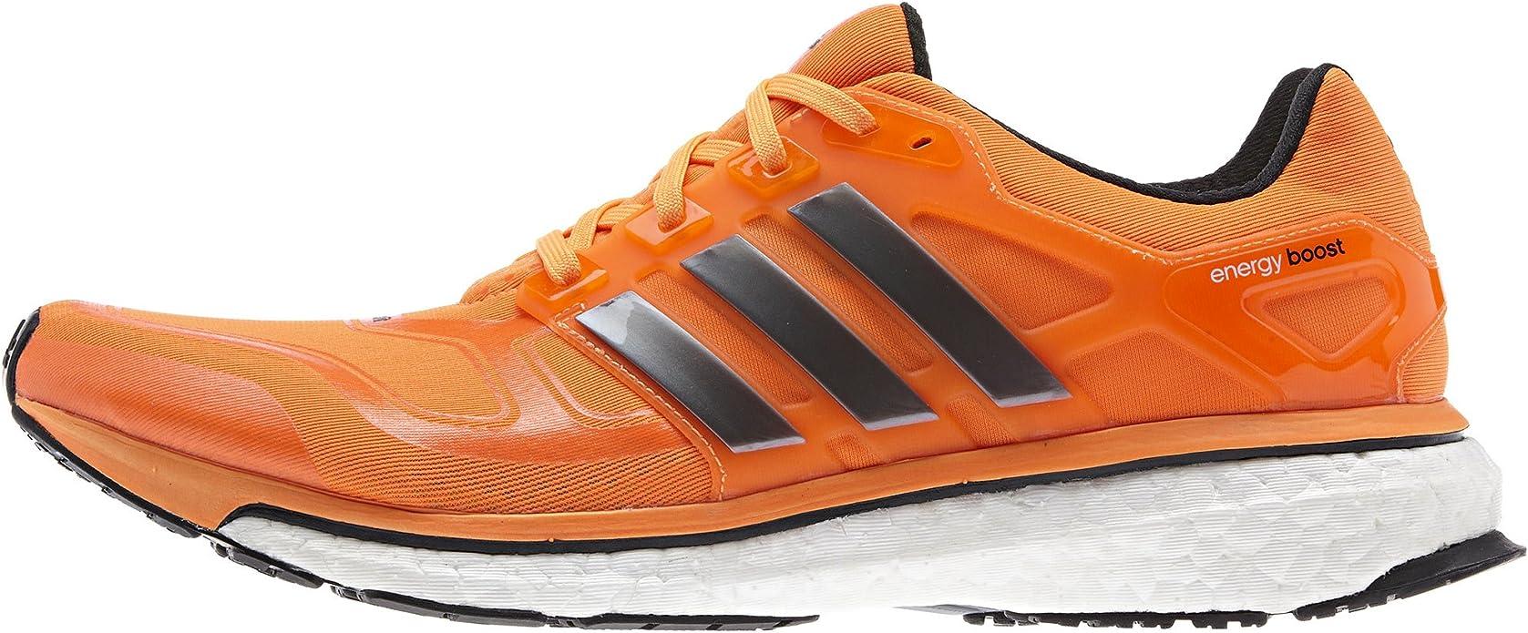 adidas Performance Energy Boost 2, Zapatillas para Hombre, Orange ...