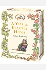 A Year in Brambly Hedge Hardcover