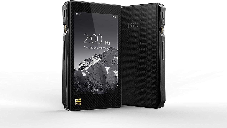 FiiO X5 III - Reproductor de Audio portátil (Alta definición, Pantalla táctil, Sistema operativo Android)