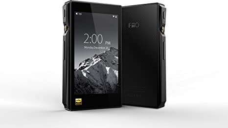 FiiO X5III High Resolution Lossless Portable Music Player with Bluetooth (Black) MP3/MP4 Players at amazon