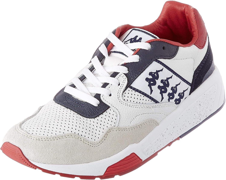 Kappa Luxor 2 Trainers Men White