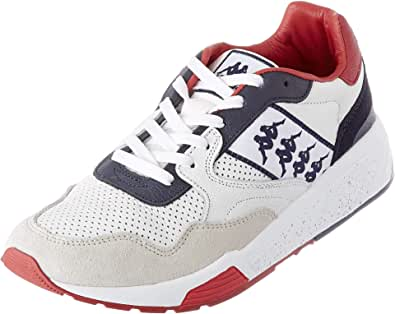Kappa Authentic 222 Luxor 1, Zapatillas Deportivas Unisex Adulto, Blanco, 42 EU: Amazon.es: Zapatos y complementos