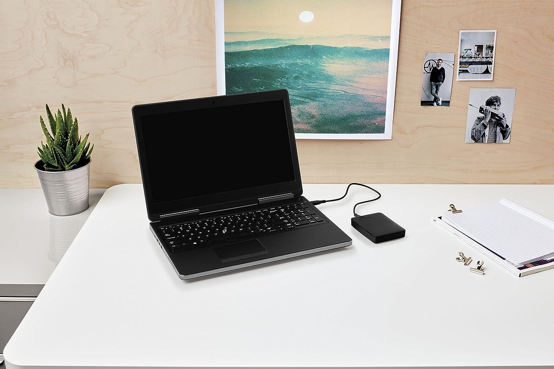 color negro Disco duro externo port/átil de 4 TB con USB 3.0 WD Elements