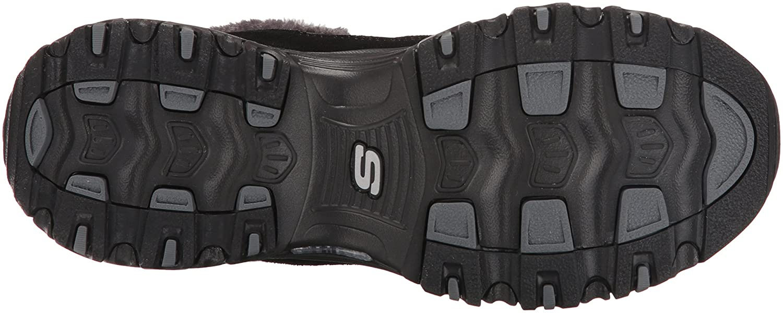 Skechers 48816 Damen Stiefelette Schwarz(black)