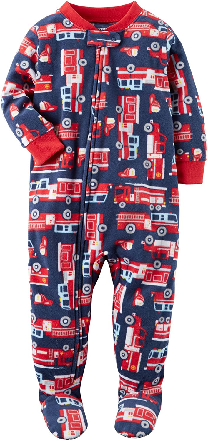 5b44539a8630 Amazon.com  Carter s Baby Boys  1 Pc Fleece 327g144  Clothing