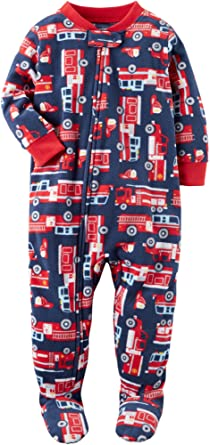 e27a0d5d8ea8 Amazon.com  Carter s Baby Boys  1 Pc Fleece 327g144  Clothing