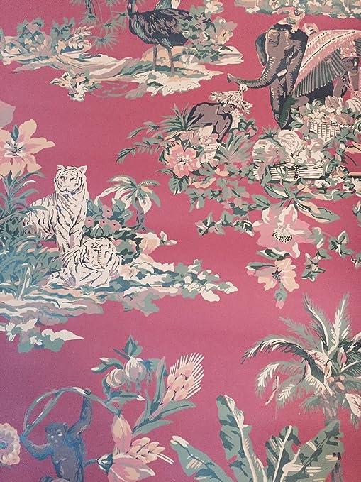 T 7431 Thibaut Wallpaper Pattern Bali Amazon Com