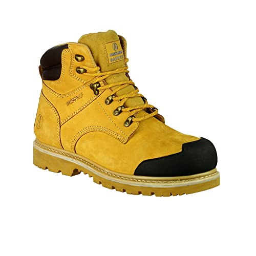 Amblers Safety FS226 Safety Boot  Mens Boots 6 UK Honey