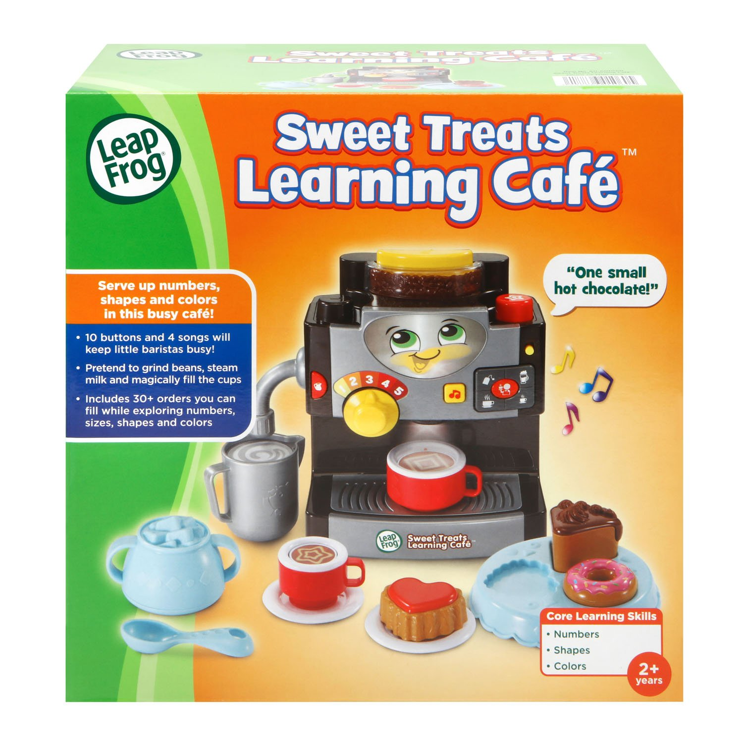 LeapFrog Sweet Treats Learning Café Amazon Exclusive, Black by LeapFrog (Image #7)