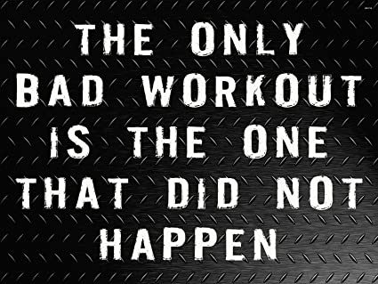 amazon com workout poster gym quotes fitness motivation poster