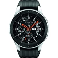 Samsung SM-R800NZSAXAR Galaxy Watch - Reloj Inteligente, Bluetooth, Plateado (Silver), 46 mm