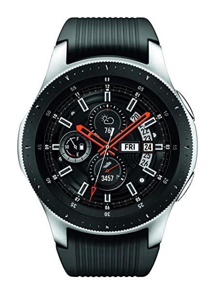 Samsung Galaxy Watch Reloj Inteligente Plata SAMOLED 3,3 cm (1.3
