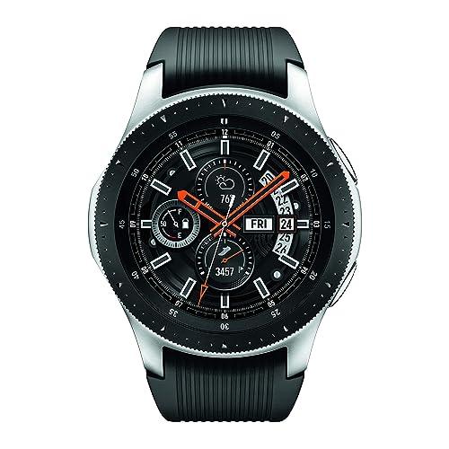 Samsung Galaxy Watch (46mm) Silver (Bluetooth), SM-R800NZSAXAR – US Version with Warranty