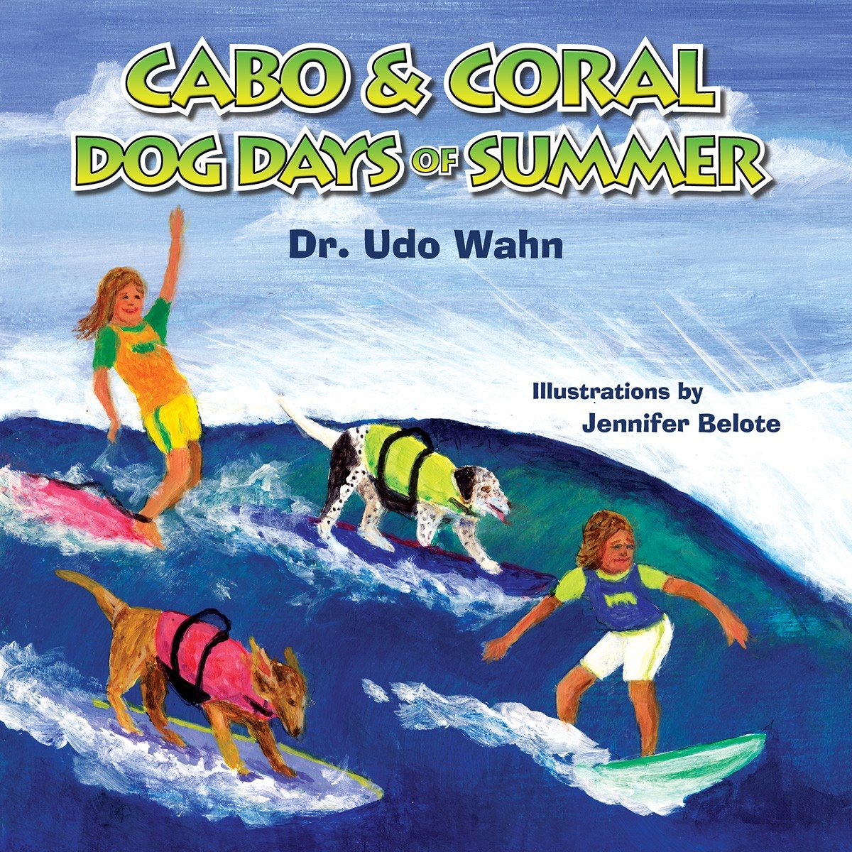 Cabo and Coral Dog Days of Summer pdf