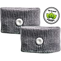 Prime Bands Anti Nausea Wristbands for Travel Sickness - Motion Sickness Bands for Adults and Children - Can Also Be Used for Drug Free Morning Sickness Relief